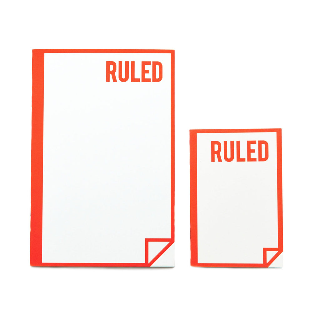 RULED NOTEBOOK (GDRP SERIES)