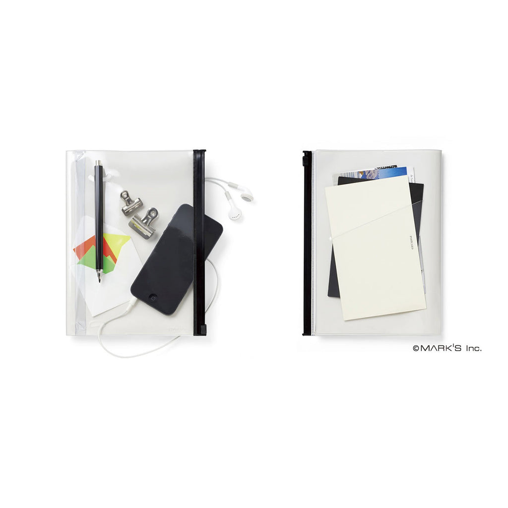 STORAGE.it NOTEBOOK- WHITE