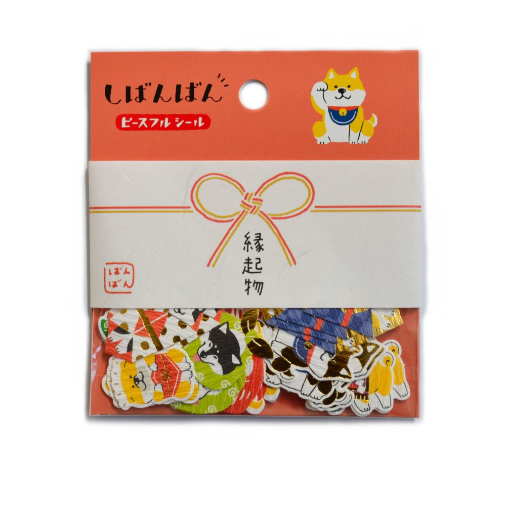 PAPER SEAL- SHIBANBAN FORTUNE (LIMITED EDITION)