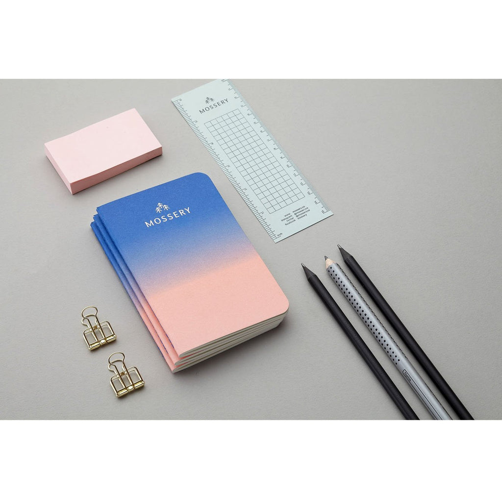 SUNRISE OMBRE POCKET NOTEBOOK