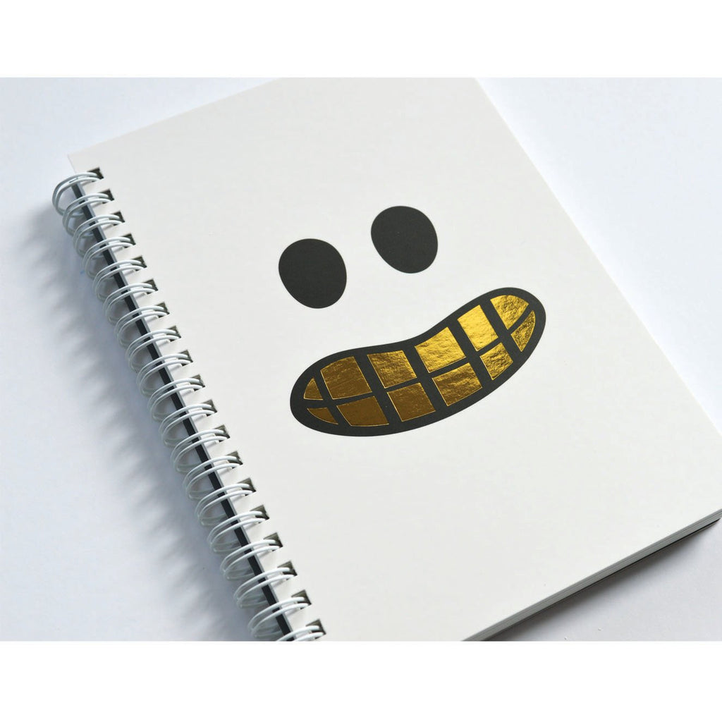 GMZ GHOST POP RING BOUND NOTEBOOK