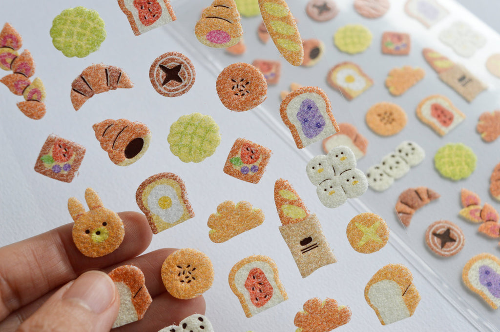 FUWAMO STICKERS- JAPANESE PASTRIES