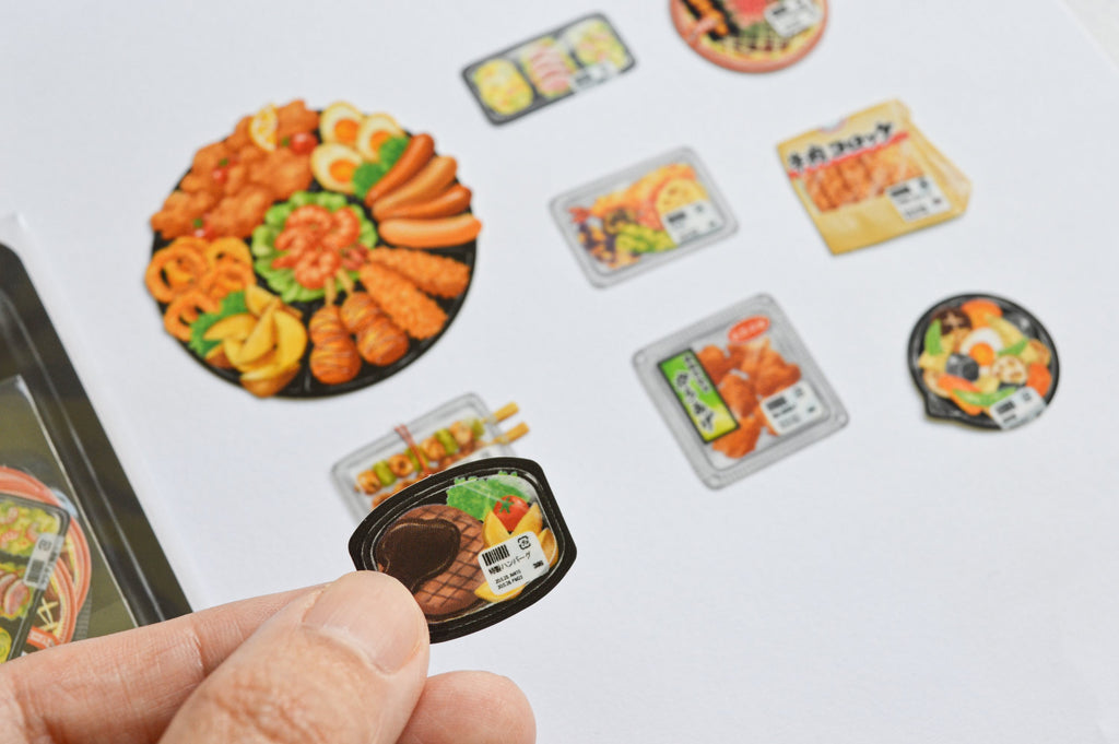 GROCERY STICKERS- SIDE DISH