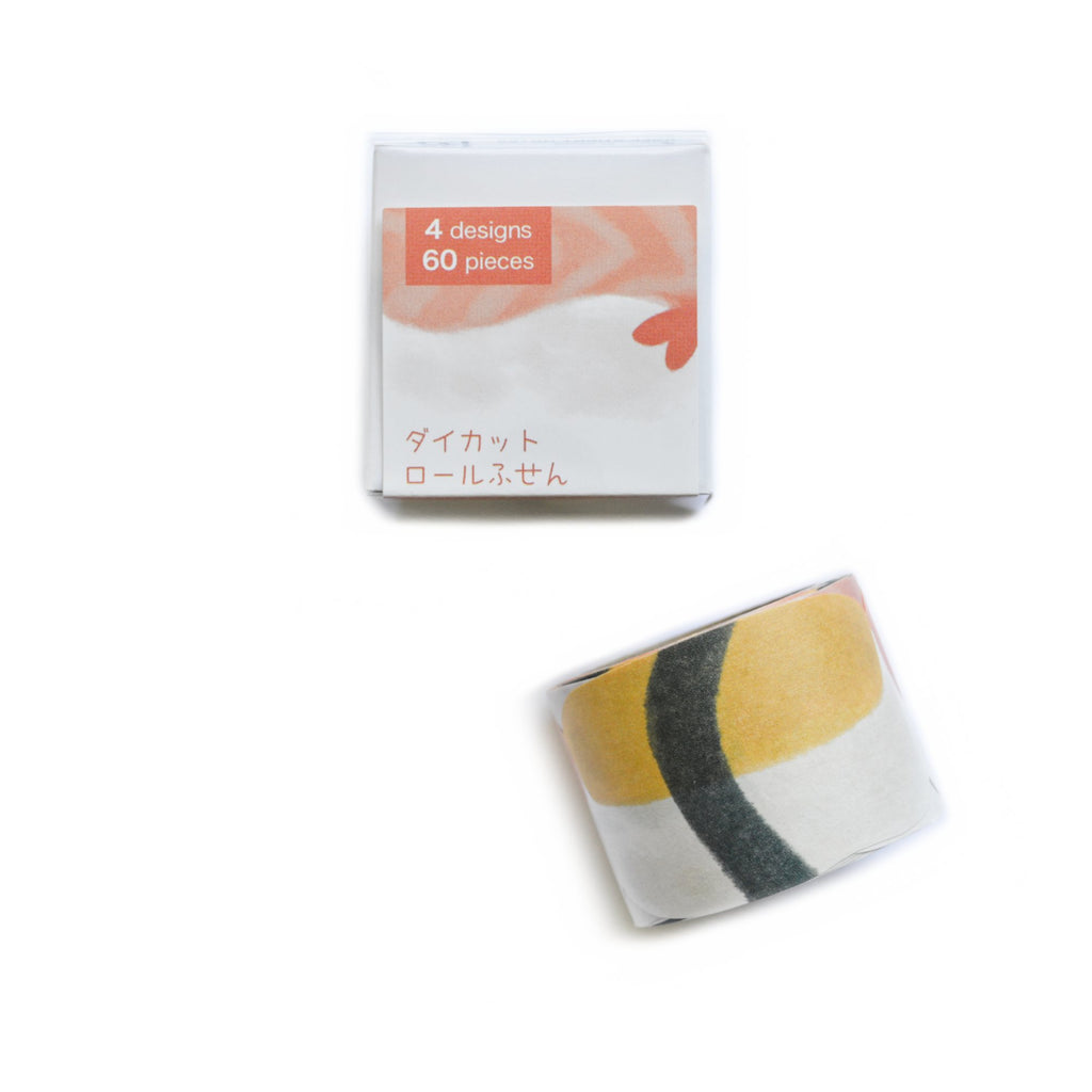 STICKY NOTE ROLL- SUSHI