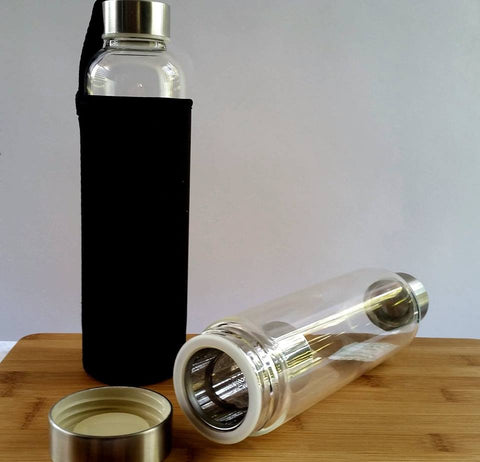 Tea Flask with Internal Infuser