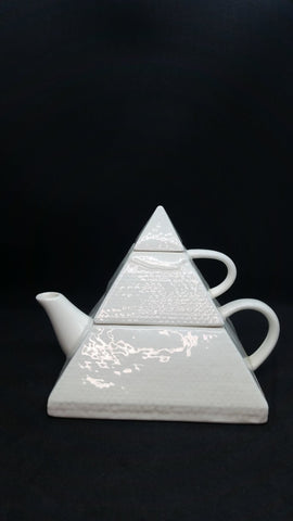Tea for One - Pyramid Teaset
