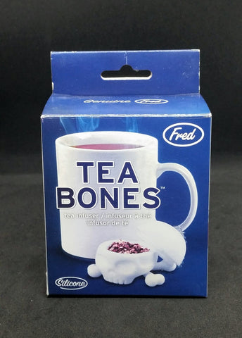 Novelty Tea Infuser -Tea Bones  On clearance