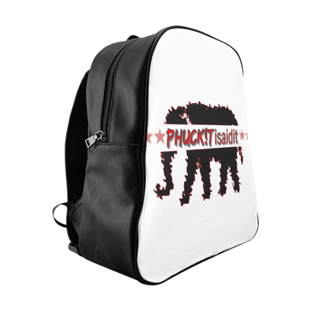 Elephant in the room School Backpack