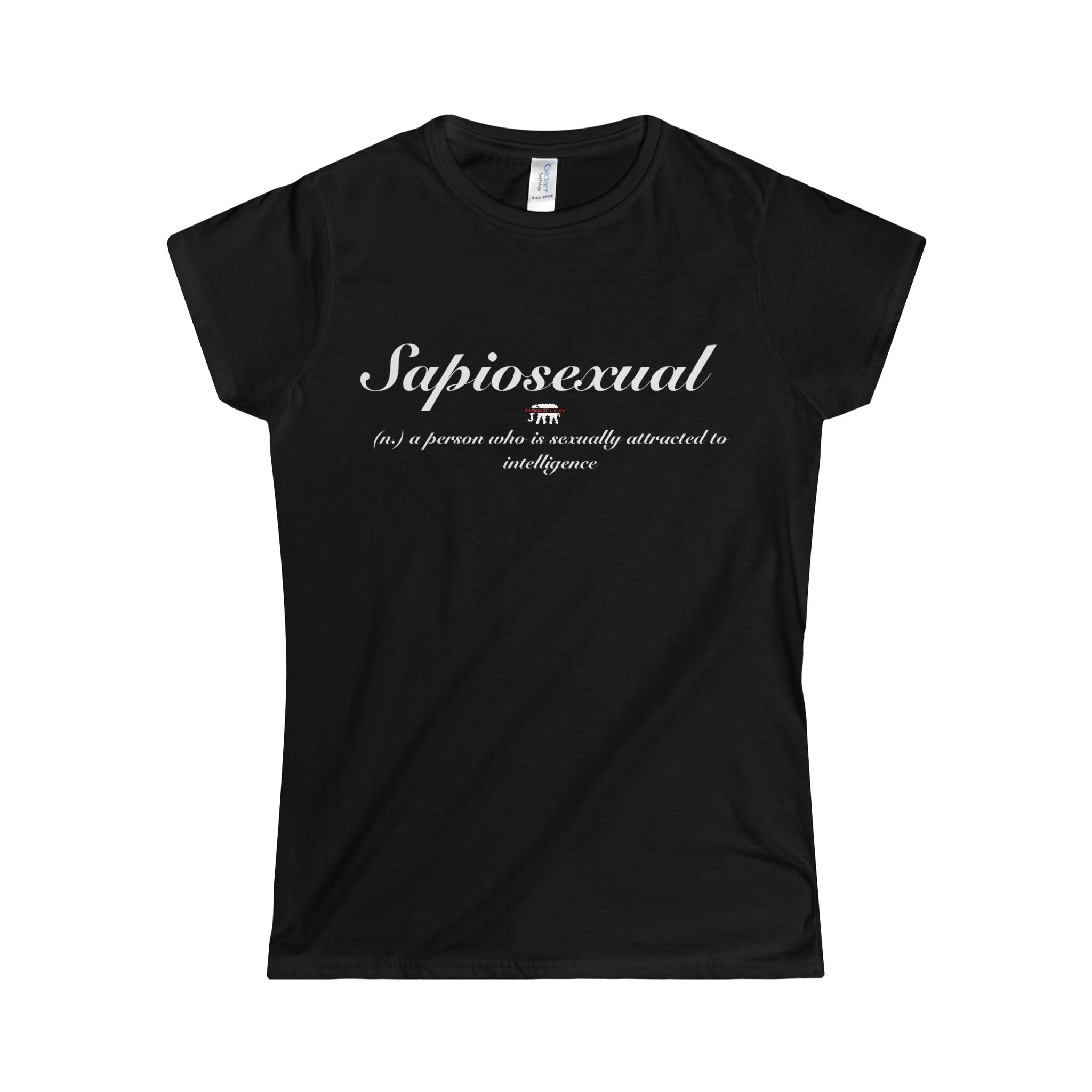 Sapiosexual Women's T-Shirt