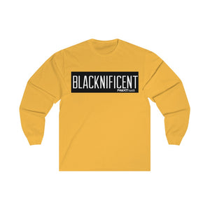 Blacnificent Long Sleeve Tee
