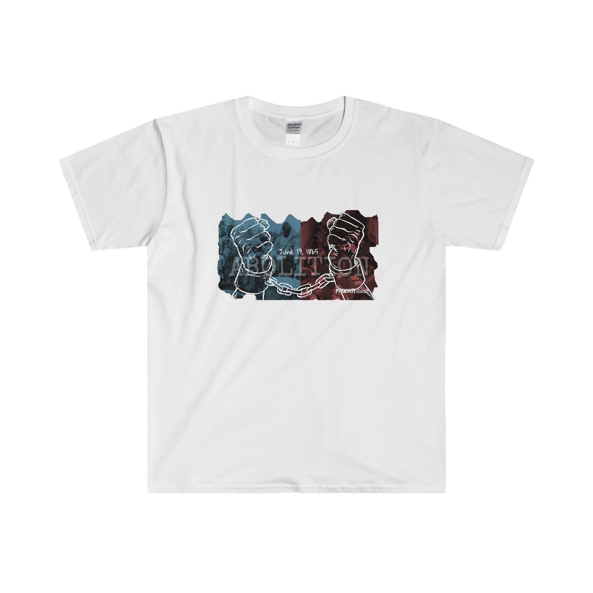 Juneteenth men's T-Shirt