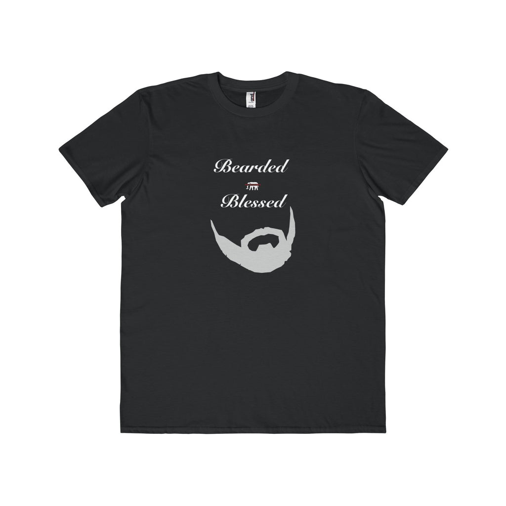 BEARDED & BLESSED Men's Tee