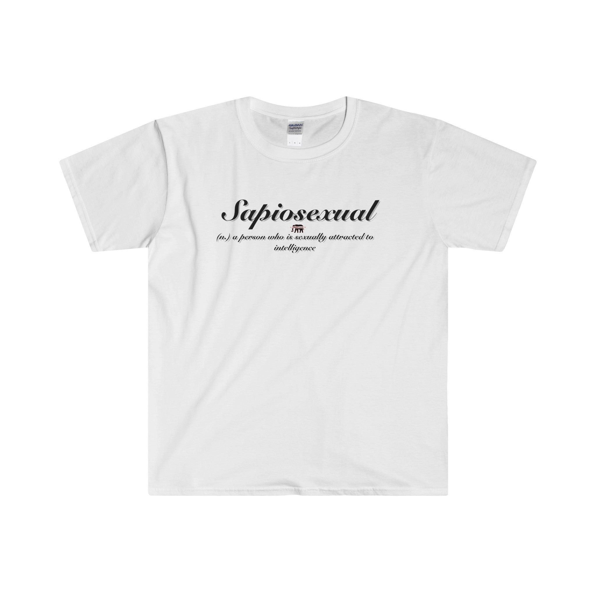 Sapiosexual men's T-Shirt