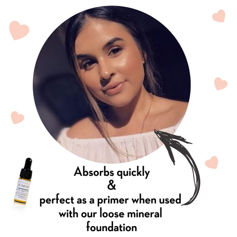 Skin Booster Serum Outback Eve Natural Makeup Australia Cruelty Free and Vegan Brand Natural Lipstick Brand Makeup