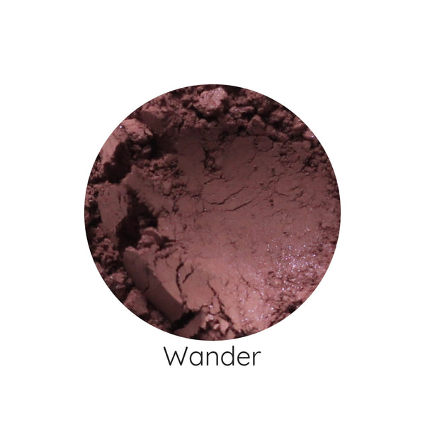Natural Mineral Makeup - Eyeshadow Eyeshadow - outbackeve Natural Mineral Makeup Cosmetics for Sensitive Skin Australia