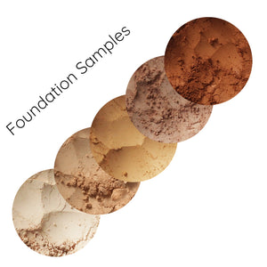 SAMPLE - Natural Loose Mineral Foundation Foundation - outbackeve Natural Mineral Makeup Cosmetics for Sensitive Skin Australia