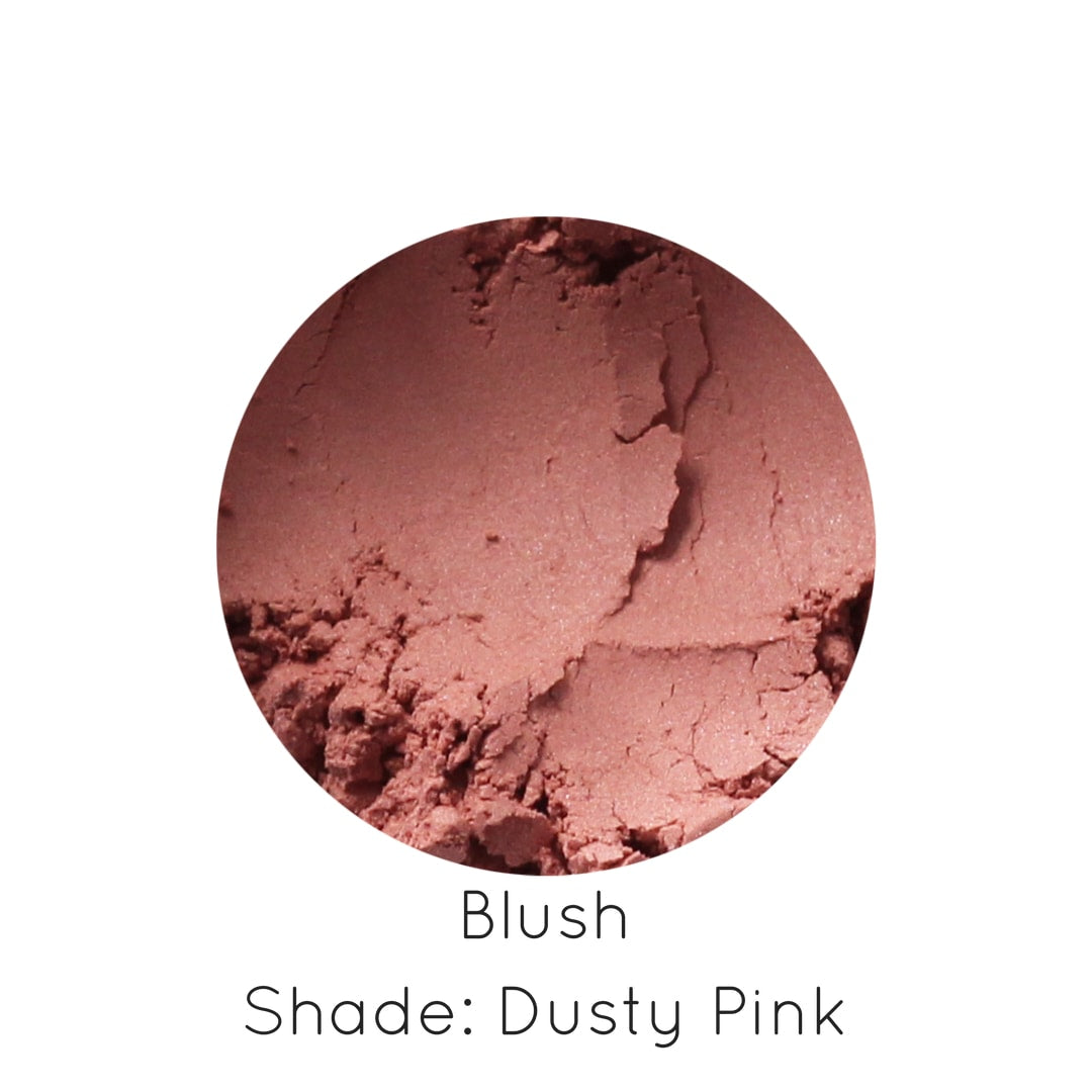 Natural Mineral Makeup - Loose Blush Blush - outbackeve Natural Mineral Makeup Cosmetics for Sensitive Skin Australia