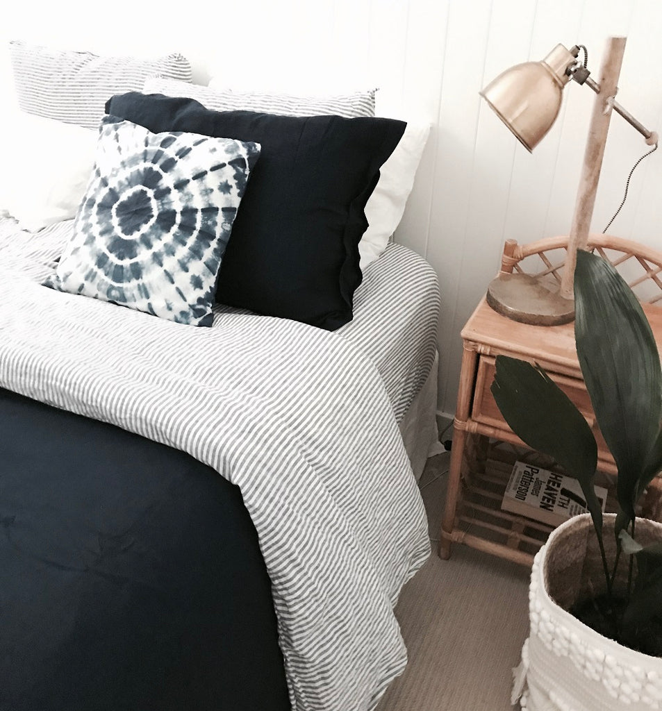 A dreamy bedroom on a budget