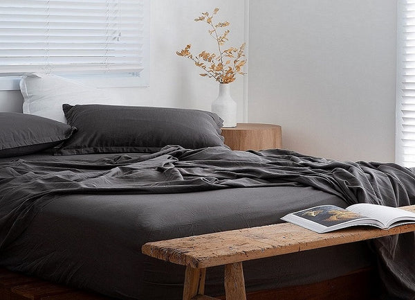 SOFT BAMBOO SHEETS PERFECT FOR SLEEP SLEEP HYGIENE LOOM LIVING