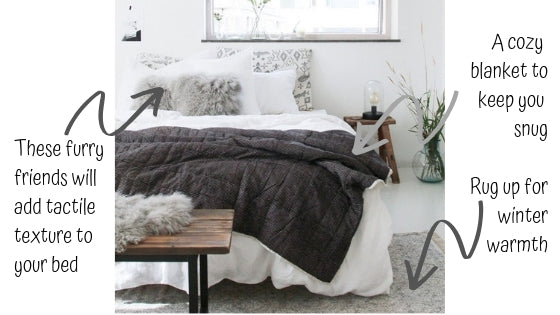 BEDROOM HYGGE LOOM LIVING BEDLINEN BAMBOO SHEETS DUVET COVERS