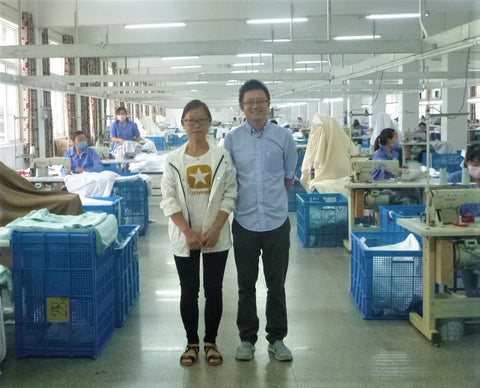 LOOM LIVING bamboo cotton bedding factory