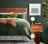 Temple and Webster interior trend green shades