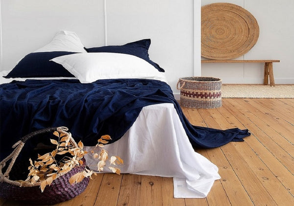ETHICALLY MADE BAMBOO BEDLINEN BAMBOO SHEETS BAMBOO PILLOWSLIPS BAMBOO SHEETS SETS LOOM LIVING BLOG