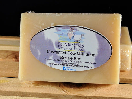Unscented Bessie Bar