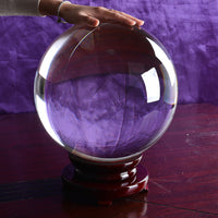 Large Crystal Ball