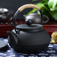 Cast Iron Japanese Kettle