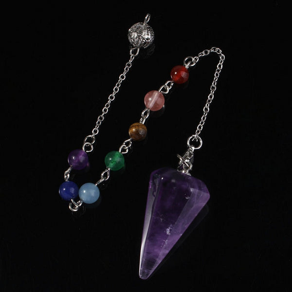 Purple Goddess Pendulum