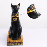 Egyptian Cat  Wine Holder