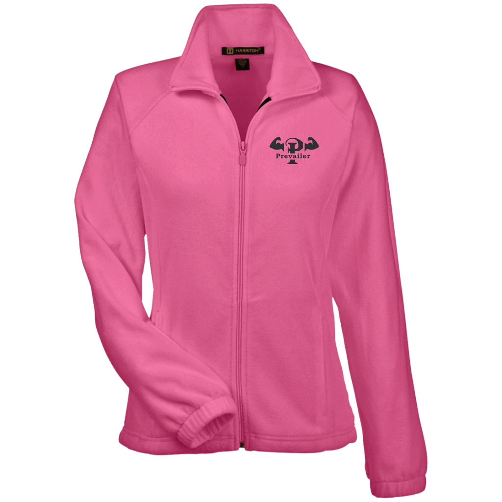 """Prevailer Hardcore"" Harriton Women's Fleece Jacket"