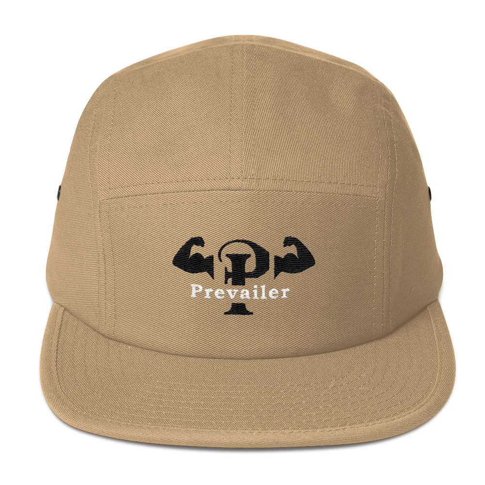 """Prevailer Hardcore"" Five Panel Cap"