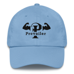 """Prevailer Hardcore"" Made in the USA Cotton Cap"
