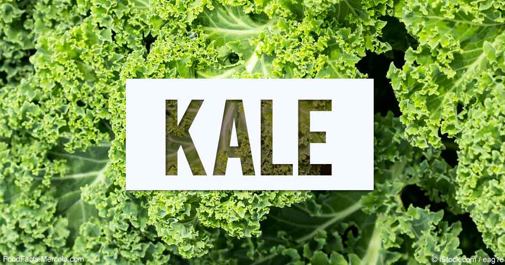 The wonders of Kale