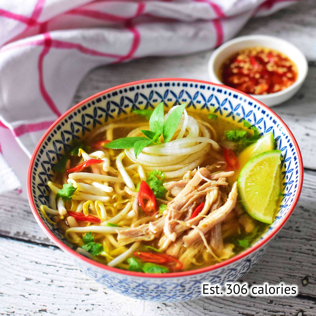 Faux Chicken Pho