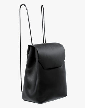 7.3 Trapeze Back Pack : Black