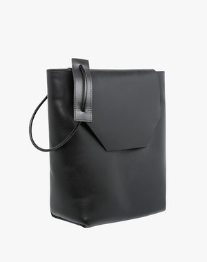 6.2 Trapeze Tote Bag : Cement