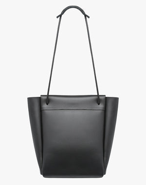 6.2 Trapeze Tote Bag : Black