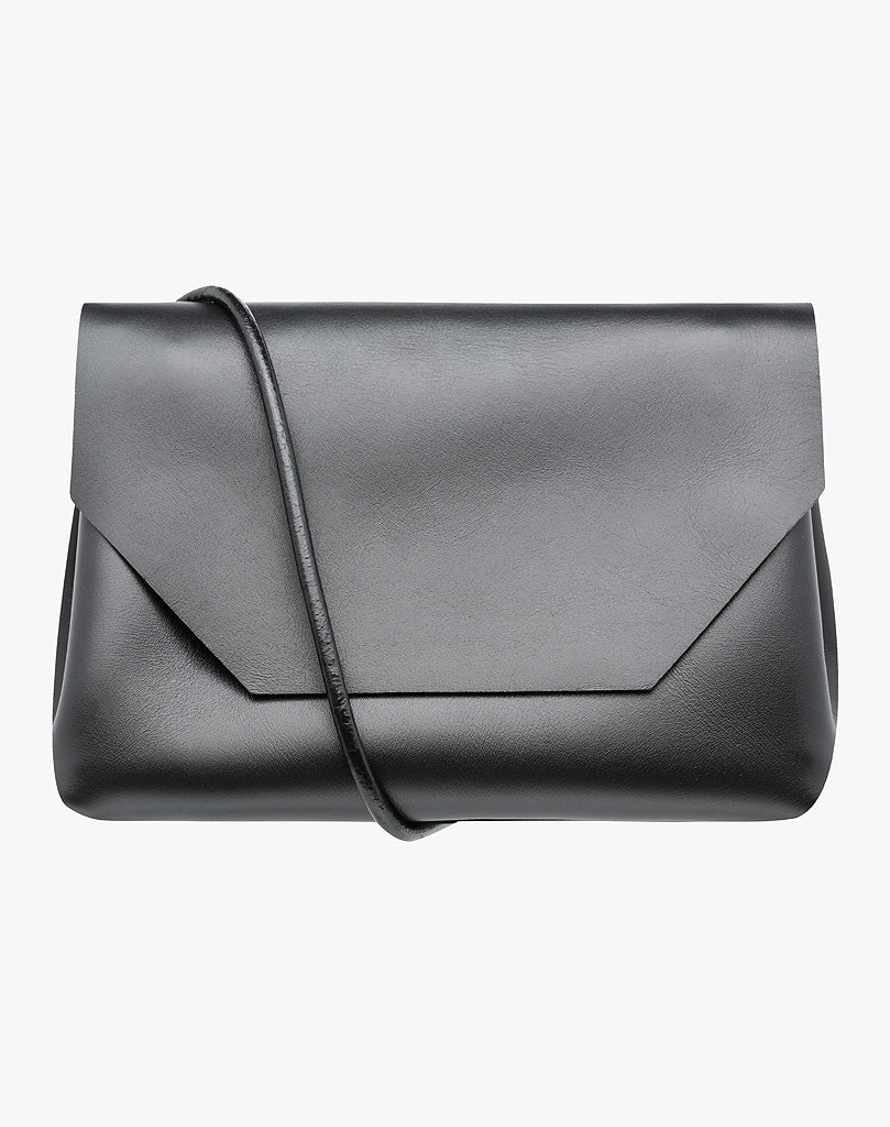 3.3 Trapeze Side Bag : Black