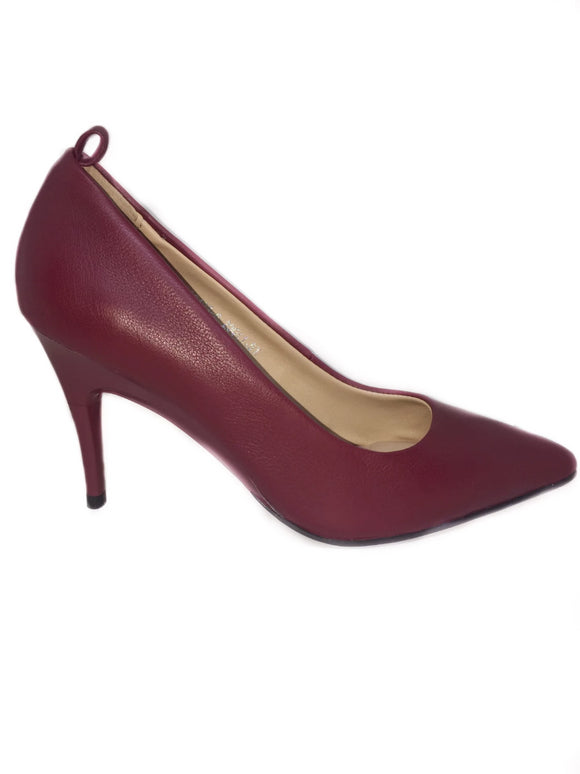 *NEW Maroon Pumps - GENAsg