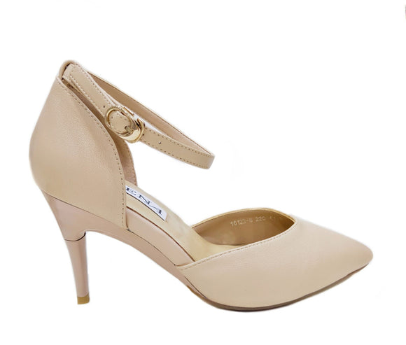 *NEW Ankle Strap (Nude)