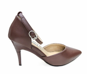 *NEW Ankle Strap (Chocolate) - GENAsg