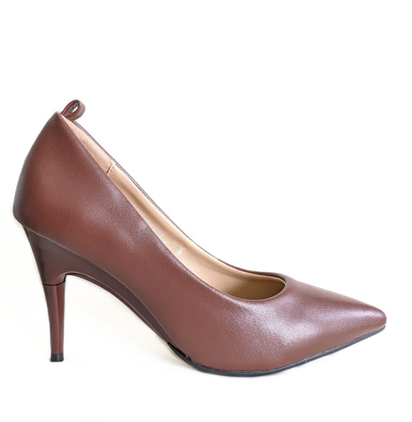 *NEW Chocolate Pumps - GENAsg