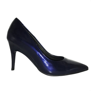 CLEARANCE Patent Navy Pump - GENAsg
