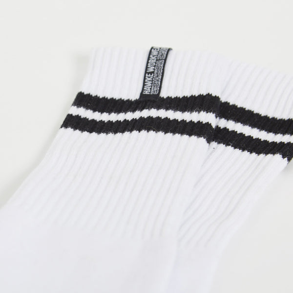 SOCKS | WHITE, BLACK