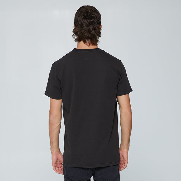 T SHIRT | BLACK | HAWKE ID