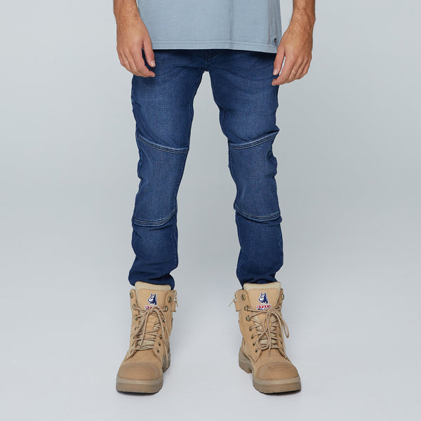 NEO DENIM 2.0 | DARK BLUE WASH