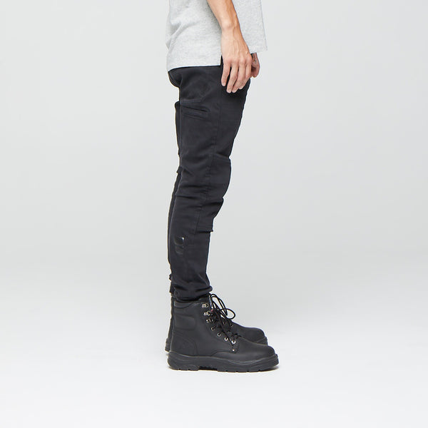 NEO DENIM 2.0 | BLACK